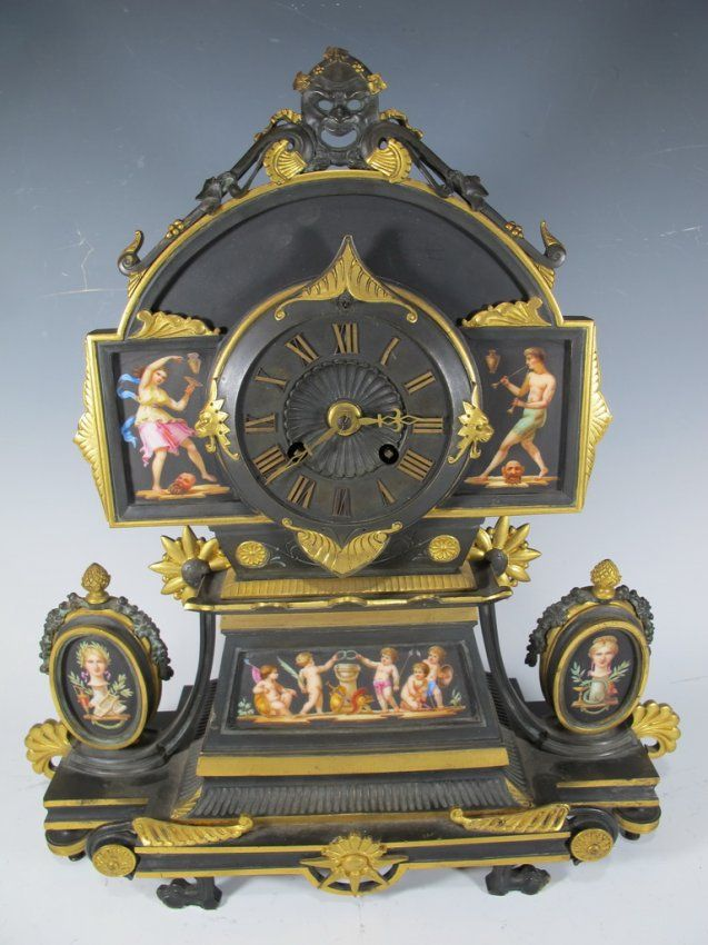 Japy freres clock dating 9
