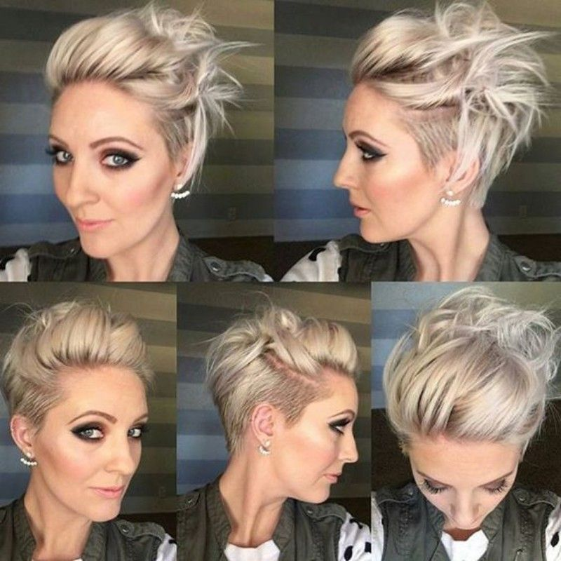 25 Edgy Pixie Undercut Ideas To Try Right Now! [Au
