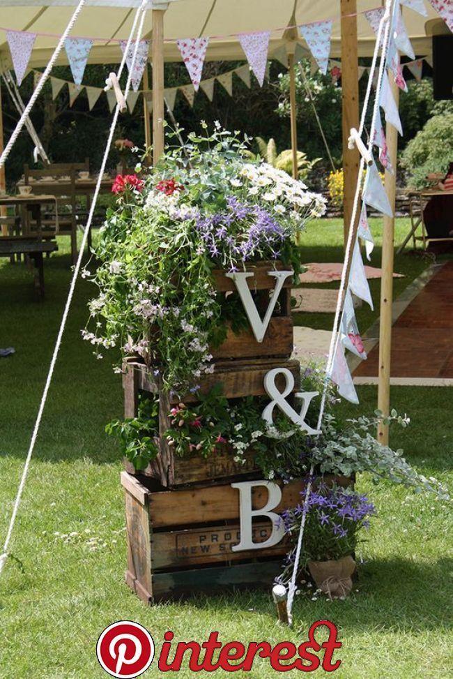 Photo of 60 rustikale Land Holzkisten Hochzeitsideen [tps_header] Für diejenigen von euch …