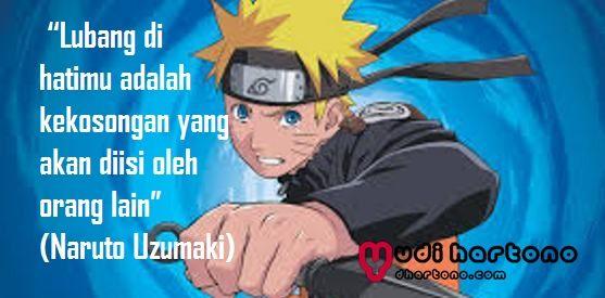 100 Kata Mutiara Naruto Tentang Cinta Persahabatan Dan Impian Di