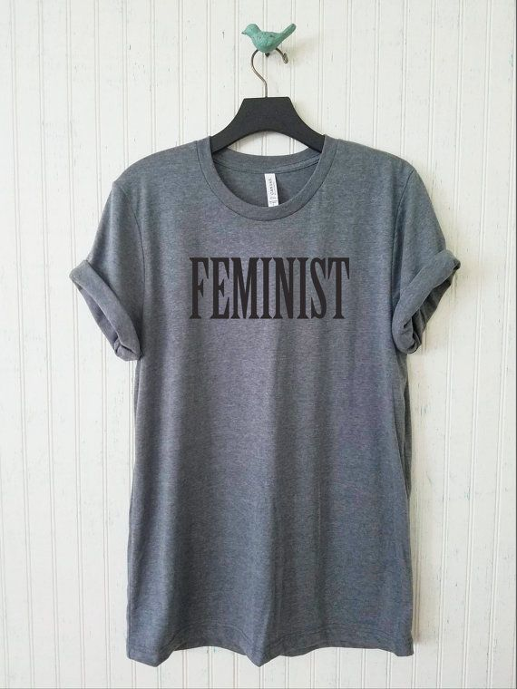 FLASH SALE!!! Feminist Women s T-shirt 22e6aea82b0