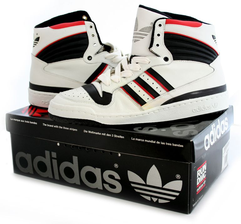 Dorado High Eighties Run The Dmc These Adidas Had Back In I El MqVzpSU