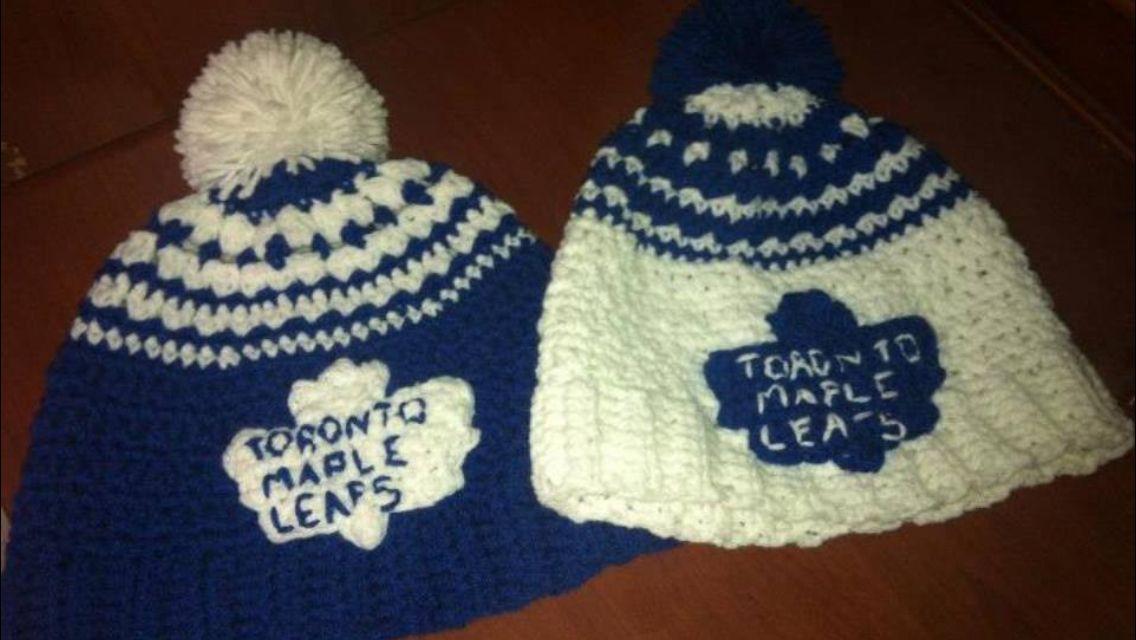 Toronto maple leafs beanie nhl | toronto maple leaf | Pinterest