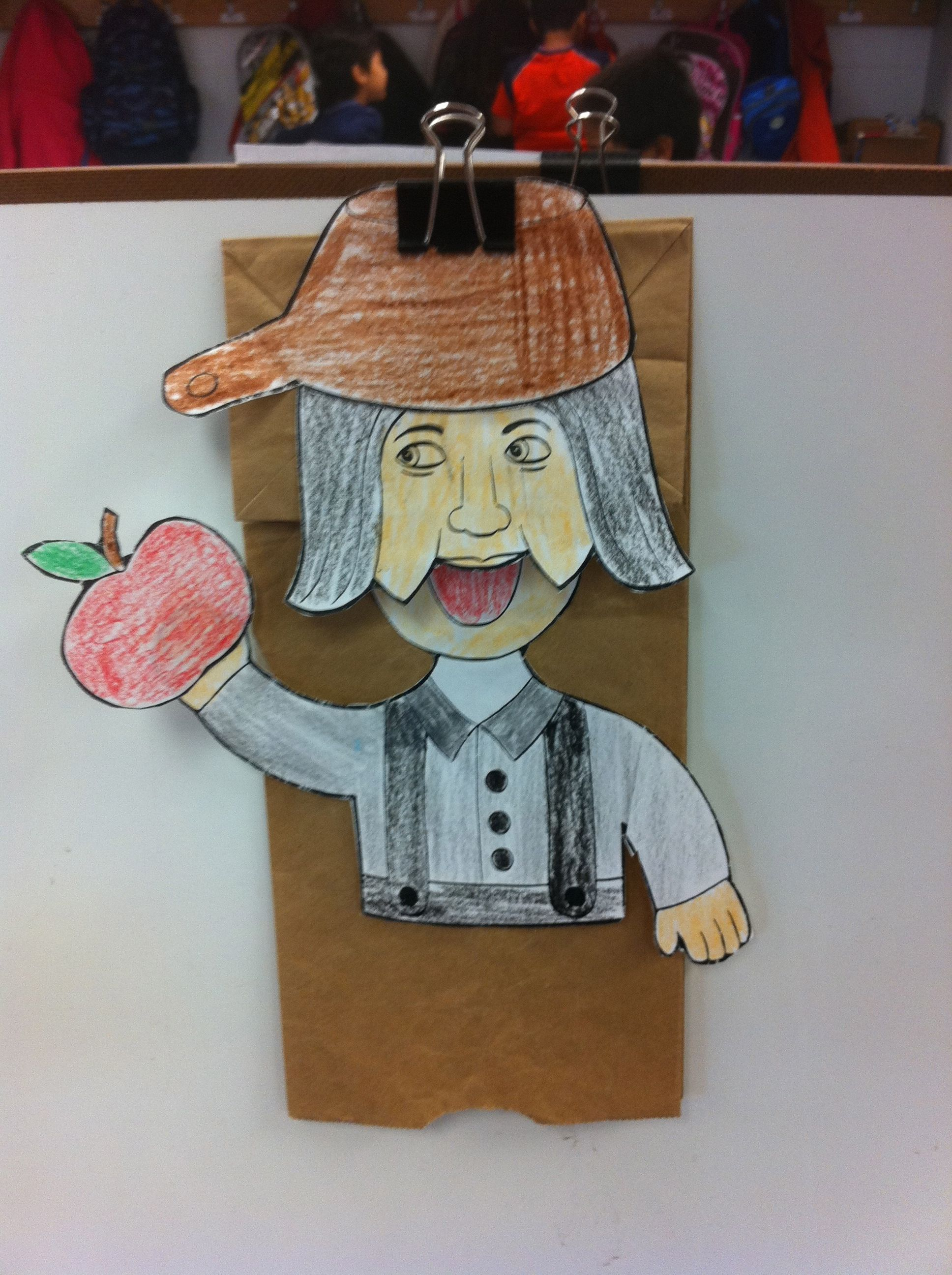 Most Disturbing Johnny Appleseed Ever Found In A