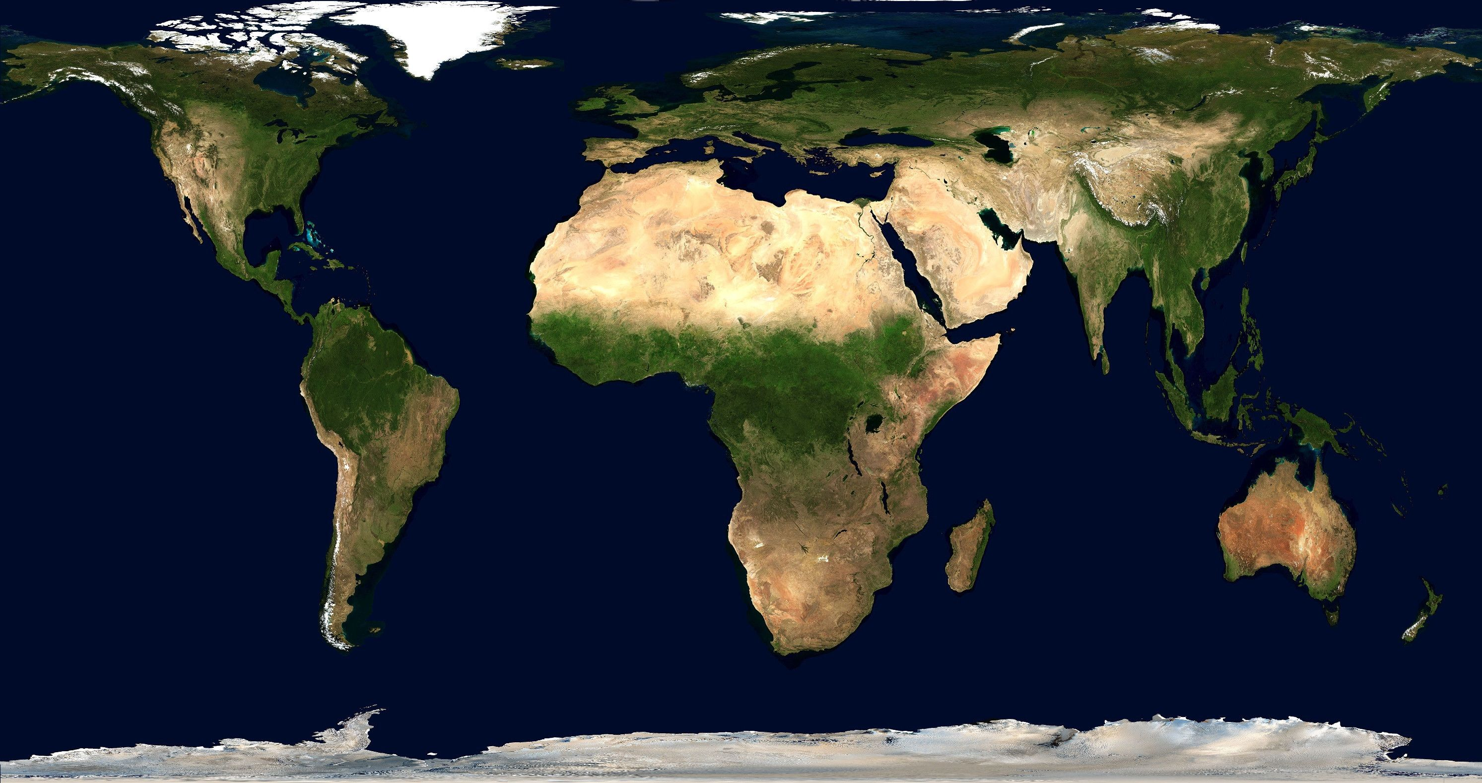 The TRUE Size Of Africa Have Our Maps Been Misleading For Over