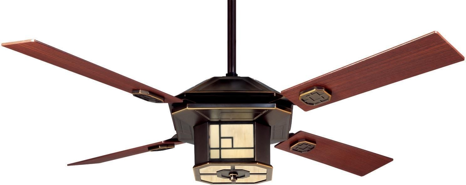 Bungalow Ceiling Fan Ventilator