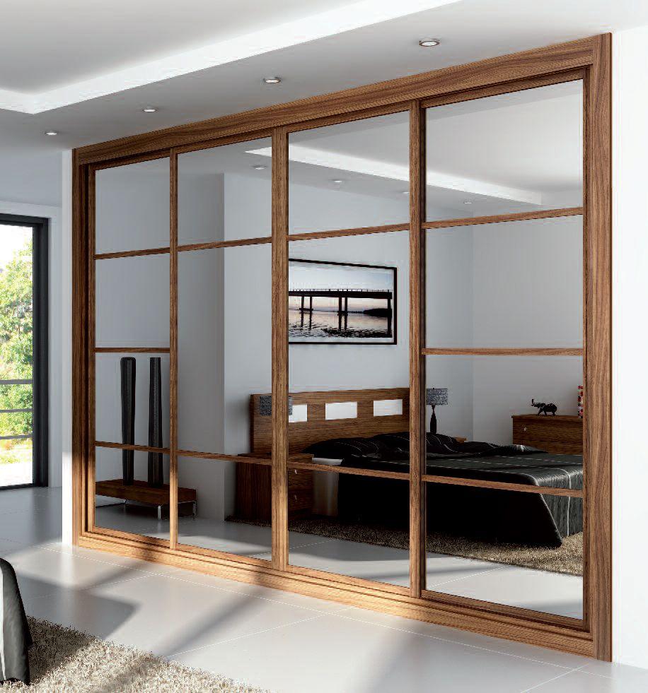 Armario deslizante con espejos my place en 2018 for Espejos para armarios