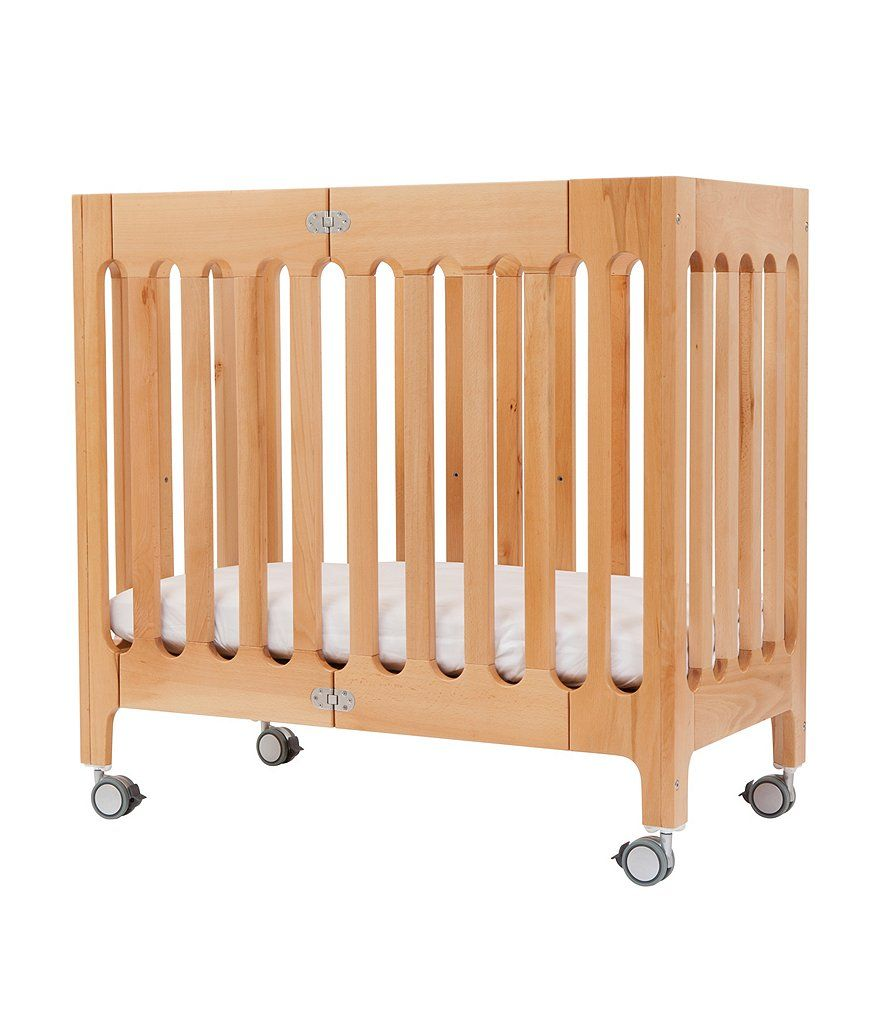 Bloom Alma Mini Crib Alma Bloom Crib With Images Mini Crib Cribs For Small Spaces Cribs