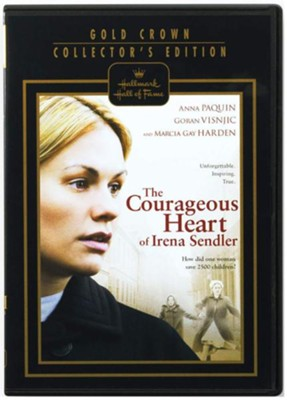 The Courageous Heart of Irena Sendler, DVD Irena sendler