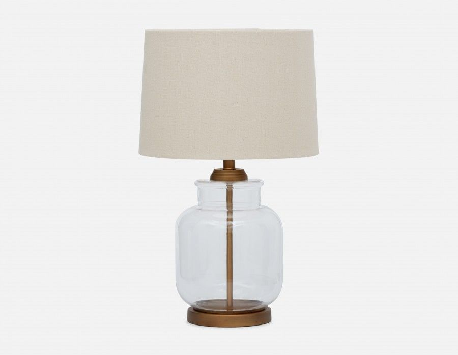 Bastille Table Lamp Transparent Table Lamp Lamp Table