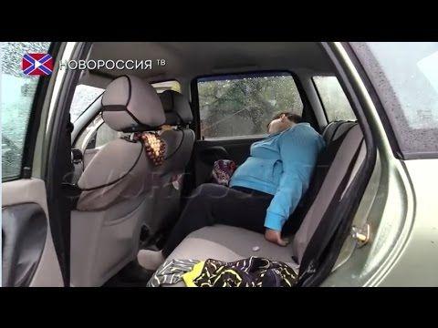 Guerra na Ucrânia - Bombardeio no Posto de Controle Novorrusso 'Elenovka'