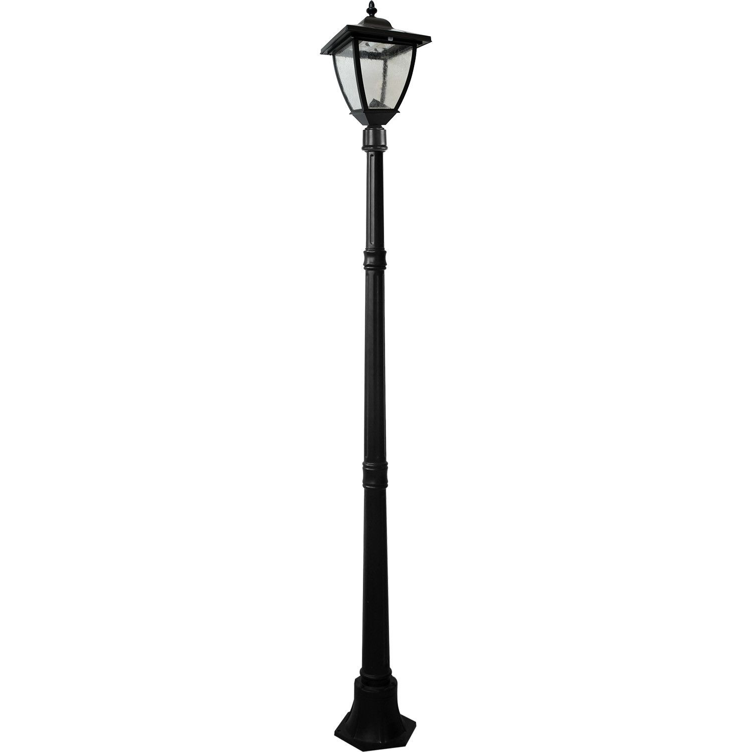 Lovely outdoor lantern pole lights theplanmagazine lovely outdoor lantern pole lights aloadofball Image collections