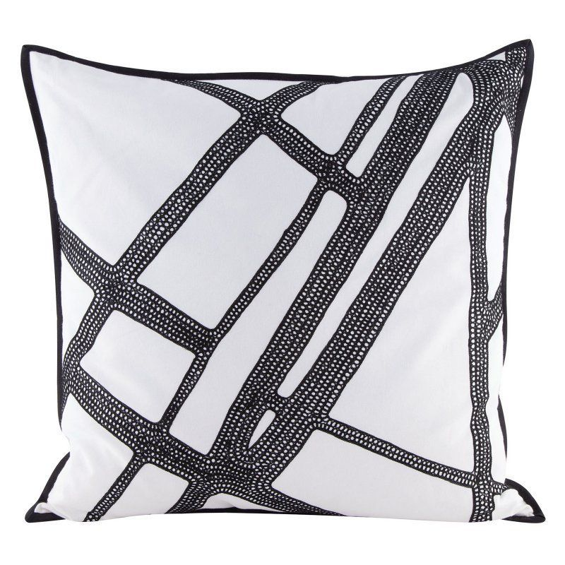 Dimond Home Intersections Throw Pillow - 8906-001