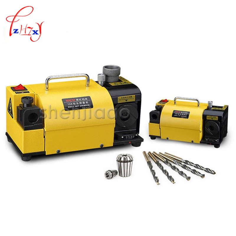 Mr 13a Drill Bit Sharpener Drill Grinder Grinding Machine Portable Carbide Tools 2 13mm 100 135angle Ce Certi Grinding Machine Drill Bit Sharpeners Drill Bits
