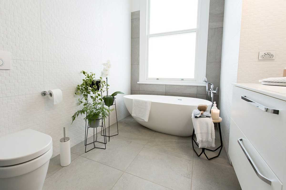Bathroom Designs Nz brooke and mitch's bathroom - the block nz 2015 - visit http