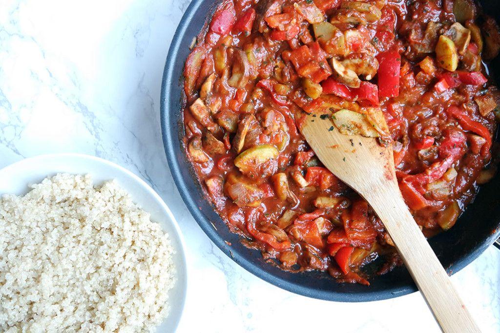 Gesunde Clean Eating Rezepte 15 Minuten vegetarische   vegane - schnelle vegane küche