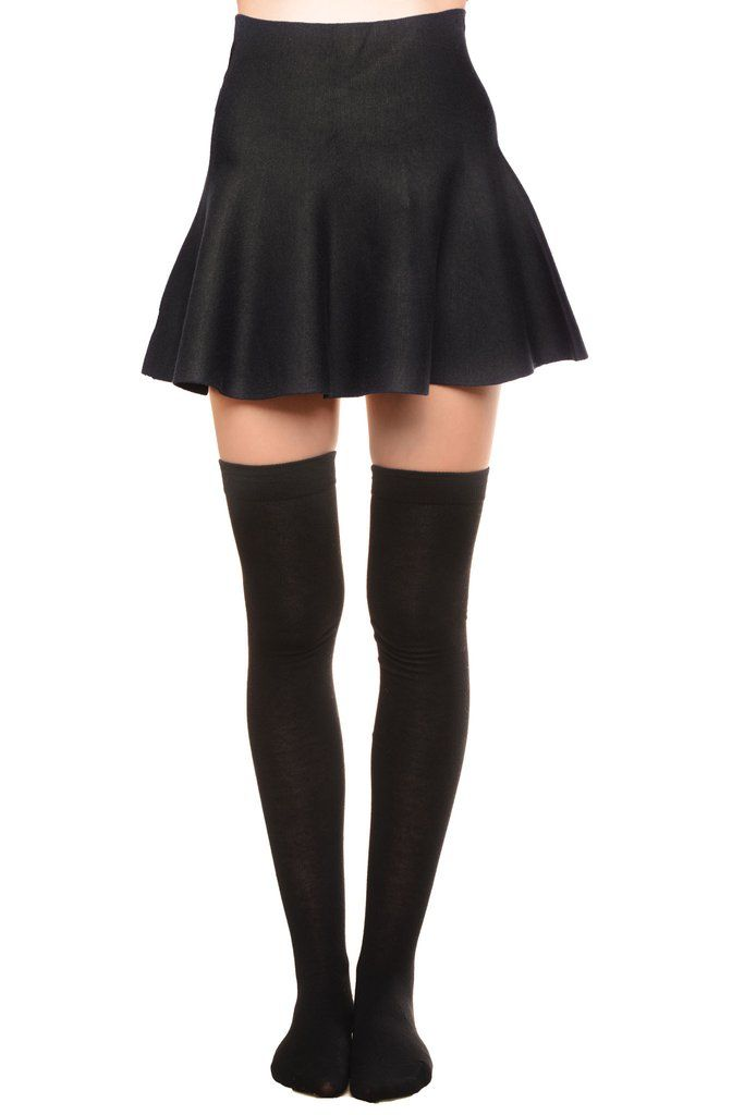 68c71ef1d9a Over the Knee Thigh High Socks