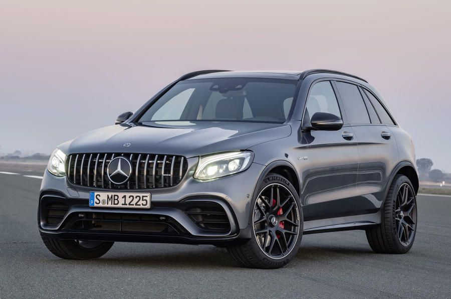 Mercedes Amg Glc 63 And Glc 63 Coupe Pricing Revealed Benz Suv