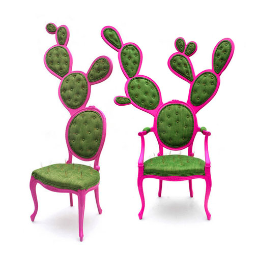 I love silly and fun and I love the desert , so this one is a no brainer, lol.  http://www.papermag.com/blogs/cactus-chairs.jpg