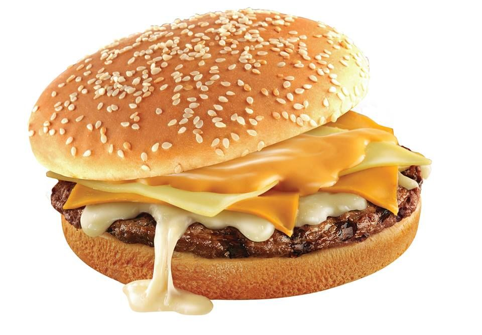 4-Cheese Whopper from Burger King Philippines is definitely