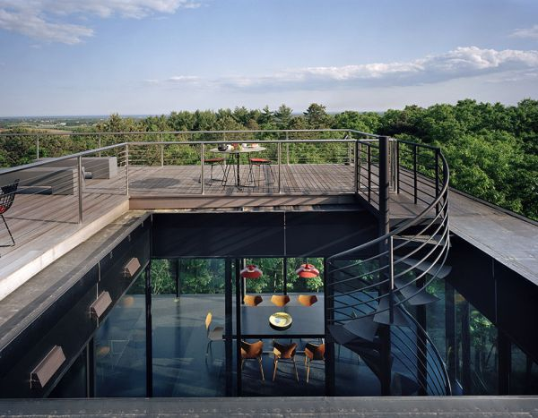 Superior 15 Modern Roof Terrace Designs Featuring Breathtaking Views Awesome Ideas