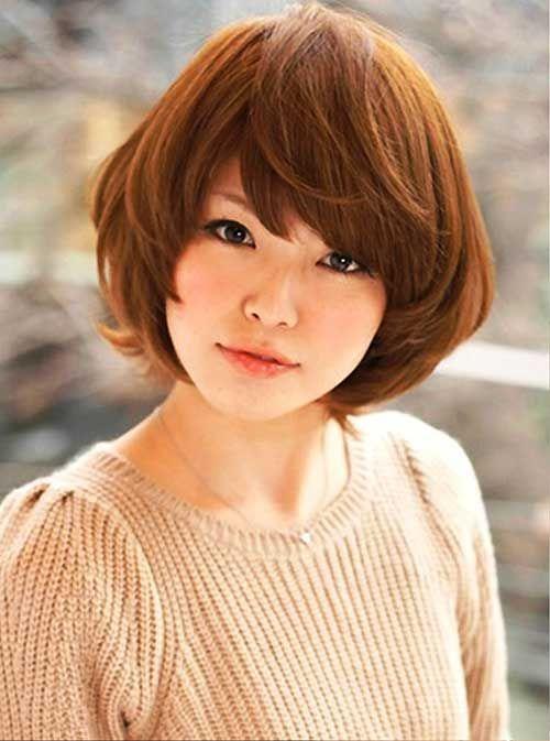 Bob Haircut And Hairstyle Ideas Japanese Hairstyle Asian Hair Asian Haircut
