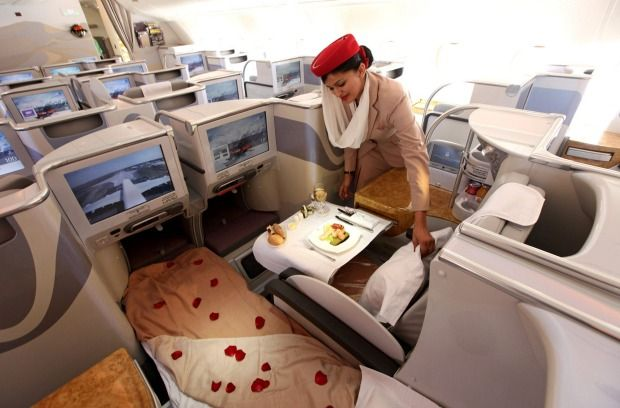 How To Survive A Long Haul Flight Even In Economy Emirates
