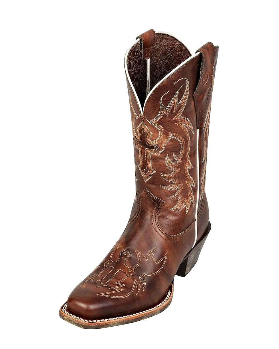 7ff8e2db2f2 Ariat Women's Legend Spirit Boot-All crossy and what-not | My Style ...
