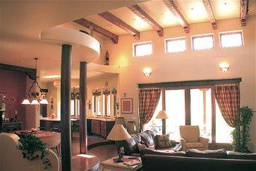 Hacienda Aden  Southwestern Living Room  San Diego  Wylie Classy The Living Room San Diego Design Inspiration