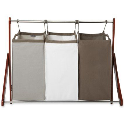 Michael Graves Design Triple Laundry Sorter This System Keeps