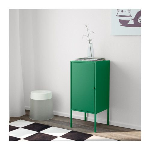 Lixhult Cabinet Metal Green Ikea 35 Bedroom Boy