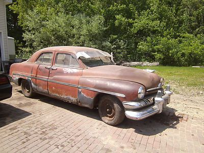 Mercury :  Sport Sedan 1951 Mercury Barn Find Hot Rod Custom  Gasser Rat Rod - http://www.usabarnfinds.com/?p=778