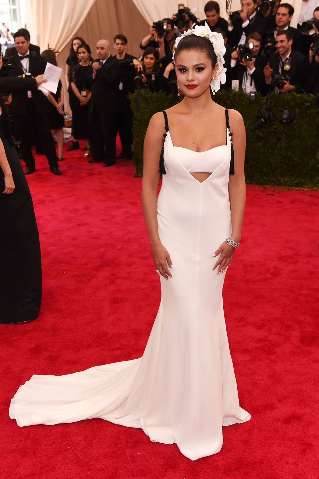 Met Gala 2015 The Red Carpet Arrivals Met Gala Looks Celebrity Dresses Dresses