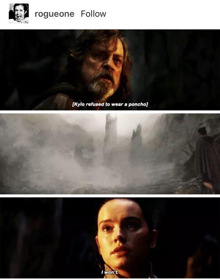 Star Wars Last Jedi Tumblr Starwarstumblr Star Wars Ii Star Wars Humor Star Wars Memes