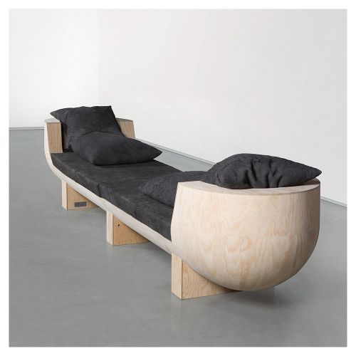 styletaboo rick owens double bubble natural plywood 2013 h o m e i n t e r i o r. Black Bedroom Furniture Sets. Home Design Ideas