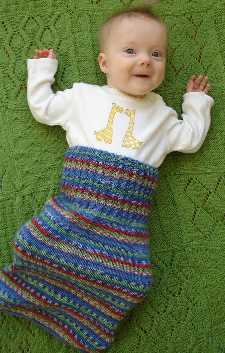 Free knitting pattern for baby kicking bag annikas design is free knitting pattern for baby kicking bag annikas design is great way to use up bankloansurffo Gallery