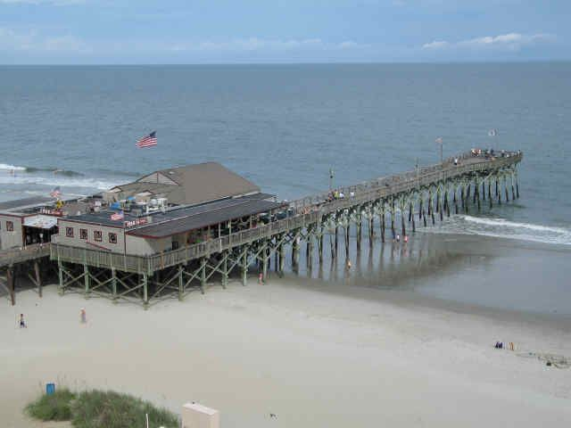 Pier 14 Myrtle Beach SC Where I Had My First Kiss