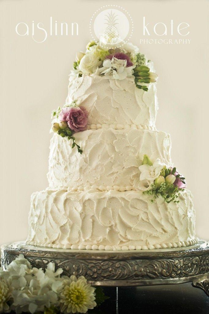 Wedding Cakes Spatulated Vintage Weddings Pensacola