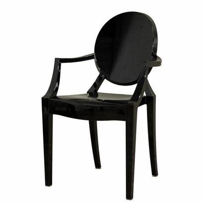 Phantom Stacking Arm Chair Chair Design Modern Acrylic Chair Dining Chairs