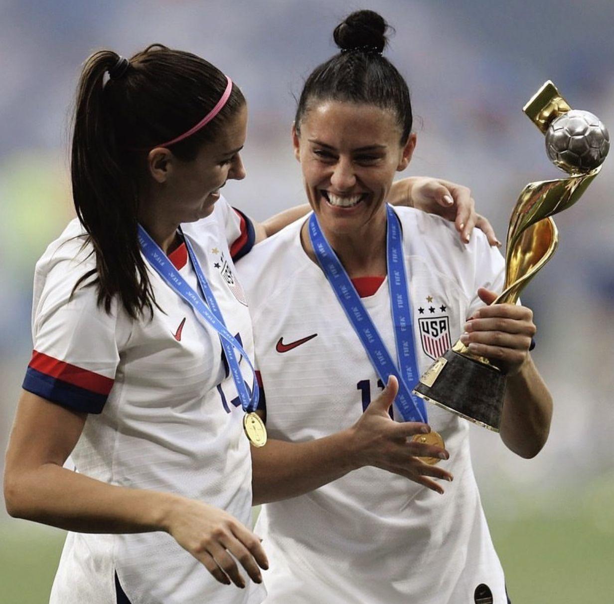 Pin by Лили Тодорова on AK11 Usa soccer women, Uswnt