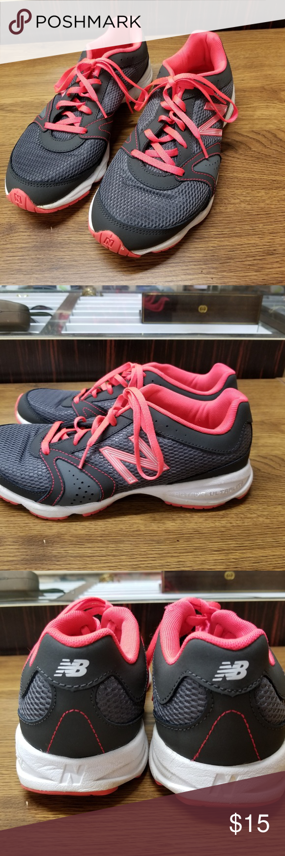 buy popular c6abb 3485e LADIES NEW BALANCE 550 V2 RUNNING SHOES SZ 9 THESE ARE THE ...