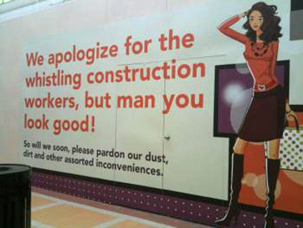 Oh! OK then. | 19 Ridiculously Sexist Adverts From The Present Day