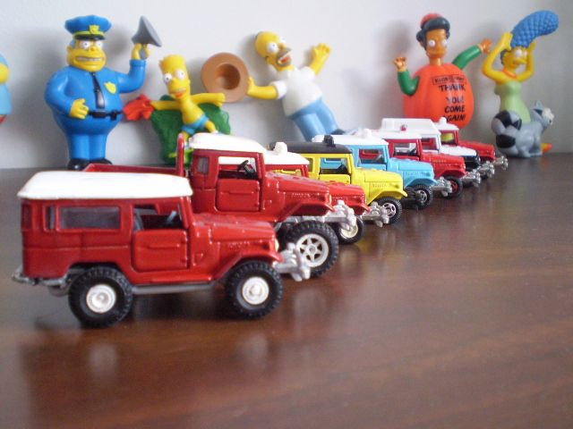 tomica collection