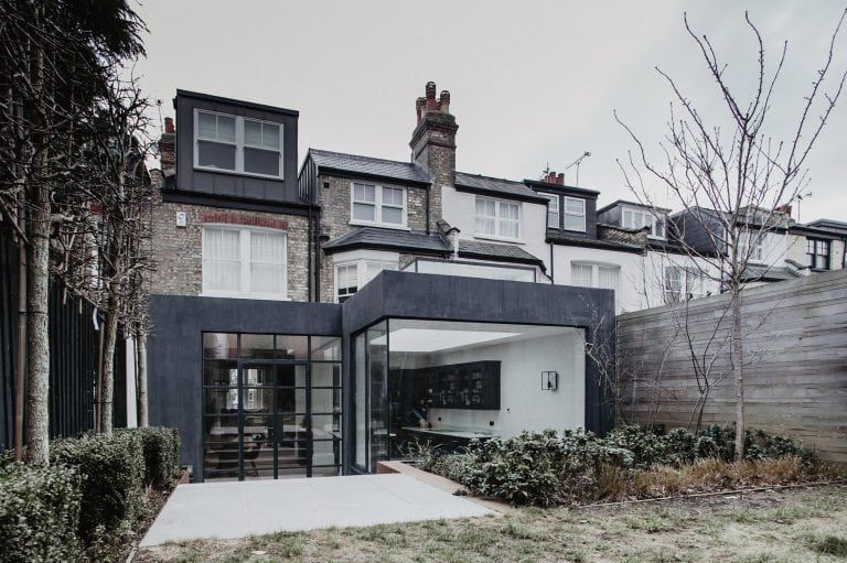 Muswell Hill Architects House In Muswell Hill Grand Avenue
