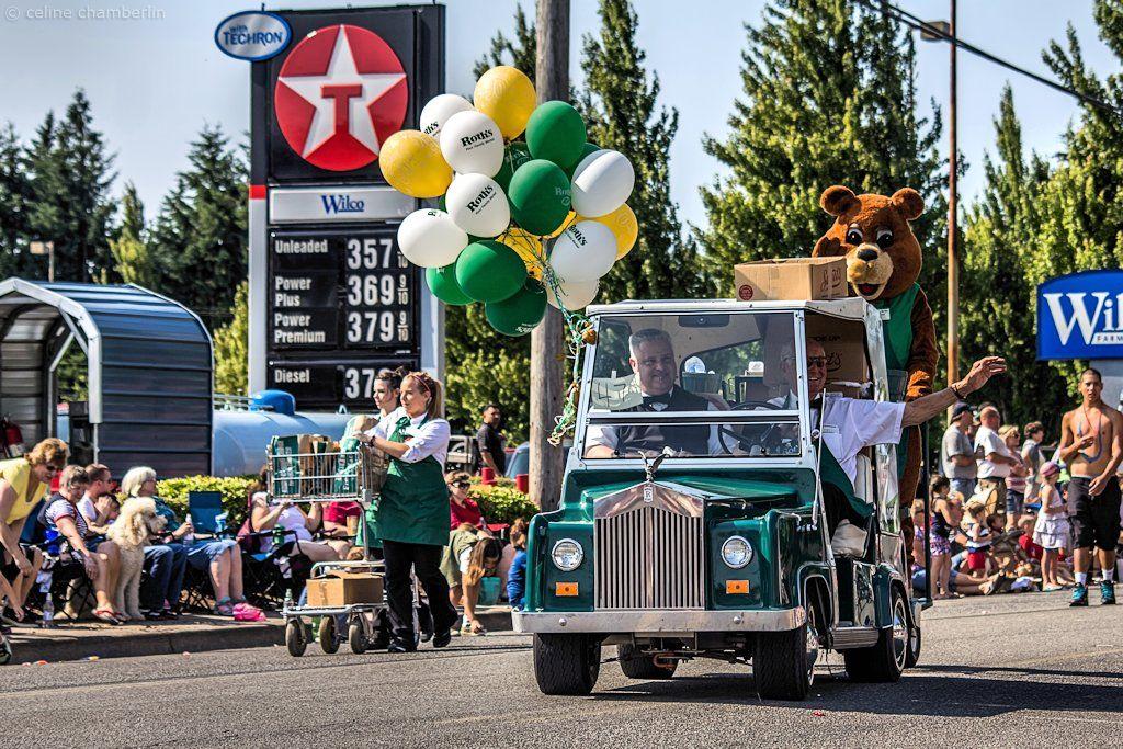 Stayton Oregon Daily Photo 4th Of July Parade 4th Of July Parade Stayton Daily Photo