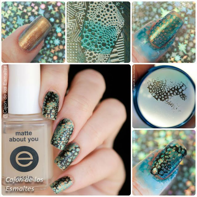 Estampado animal print - Uñas de Serpiente | Nail art animals ...