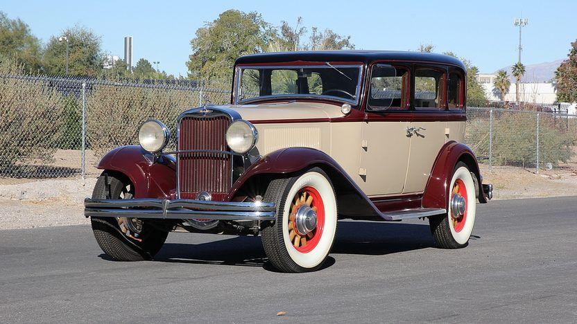 1932 Dodge DK Sedan   S216   Rogers' Classic Car Museum 2015   Mecum Auctions