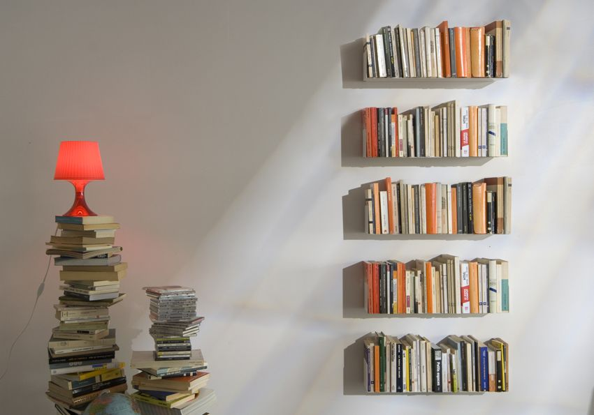 La Mia Favolosa Libreria Design Italiano Ideale Per Chi Ha Poco