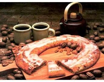 Danish Kringle Is An Exquisite Coffee Cake Made Of Many Feather