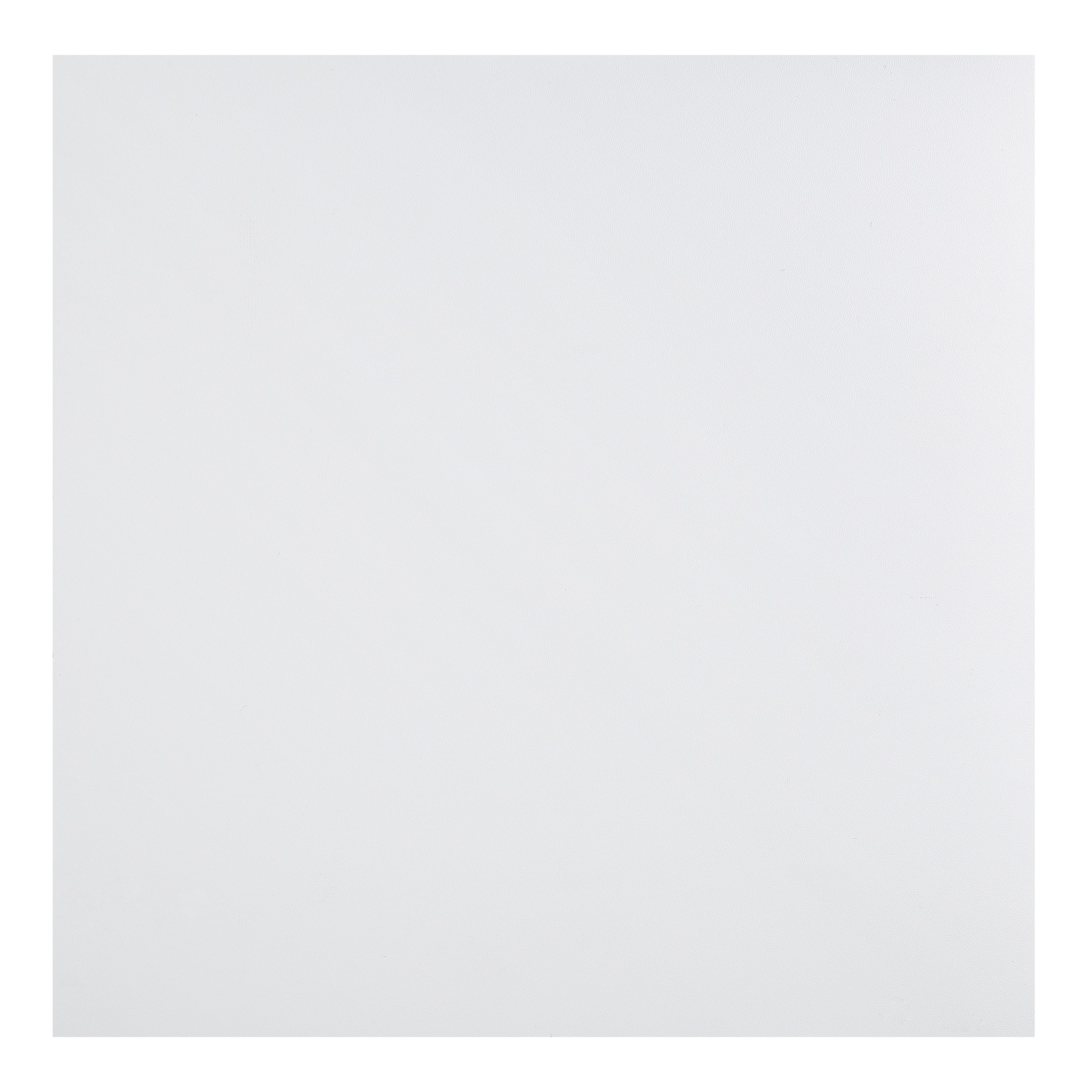 B&Q White Marble Effect Self Adhesive Vinyl Tile 1.02m² Pack